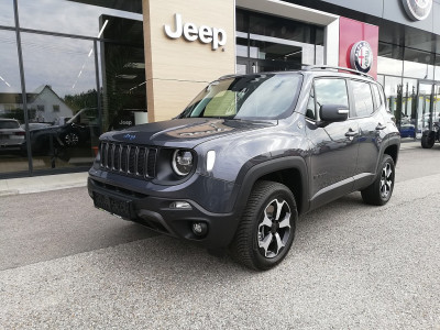 Jeep Renegade 1.3 PHEV AT 4xe Trailhawk bei HWS || E & S Motors GmbH in