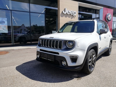 Jeep Renegade 1,0 MultiAir T3 FWD 6MT 120 Limited bei HWS || E & S Motors GmbH in